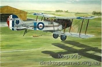 RN428 Bristol Fighter F.2b Mk IV