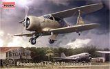 Самолет Бичкрафт UC-43 Стайгервинд