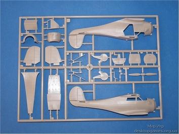 Самолет Бичкрафт UC-43 Стайгервинд - фото 2