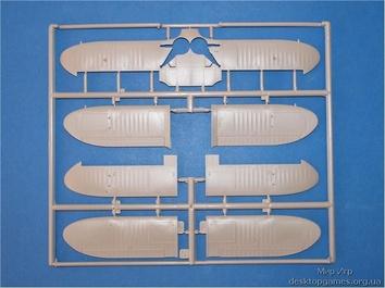 Самолет Бичкрафт UC-43 Стайгервинд - фото 3