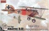 RN606 Albatros D.III