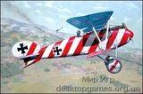 RN608 Albatros D.III (OAW)