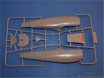 Модель самолета Ньюпорт 24 бис - фото 2