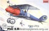 RN613 Pfalz D.III WWI German fighter