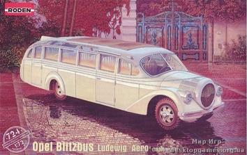 "Автобус Opel Blitz Ludewig ""Aero"" (1937)"