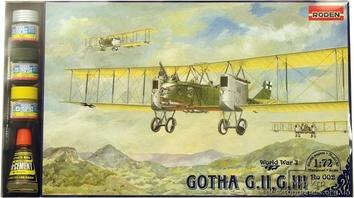 RNset002 Gotha G.II,G.III (самолет)