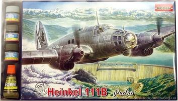 RNset005 Heinkel He-111B (самолет)