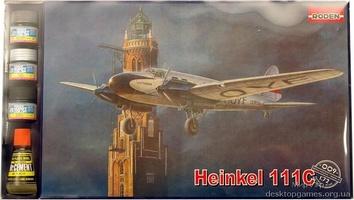 RNset009 Heinkel He-111C (самолет)