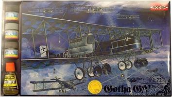 RNset016 Gotha G.V (самолет)