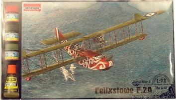 RNset019 Felixstowe F.2A (early) (самолет)
