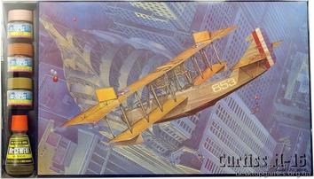RNset049 Curtiss H-16 US NAVY aircraft (самолет)