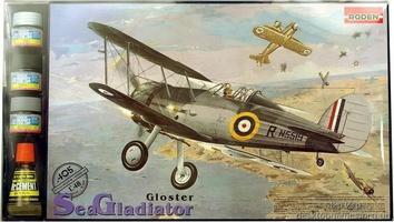 Gloster Sea Gladiator Mk.I