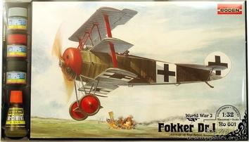 RNset601 Fokker Dr.I (самолет)