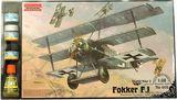 RNset605 Fokker F.I WWI (самолет)