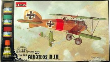 RNset606 Albatros D.III (самолет)