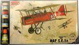 RNset607 RAF S.E.5a w/Wolseley Viper (самолет)