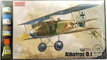 RNset614 Albatros D.I (самолет)