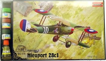 RNset616 Nieuport 28 c.1 (самолет)