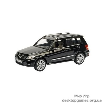 Mercedes-Benz GLK Sport, black