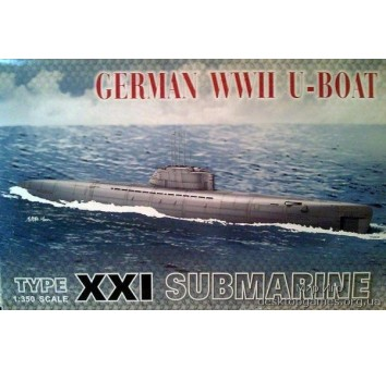 XXI-U Подводная лодка