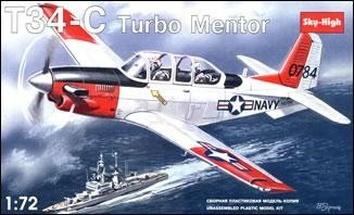 SH7210 T-34C Turbomentor