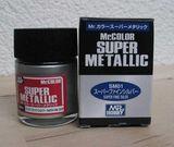 Супер-металлик хром, краска MR. Color Super Metallic