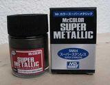 Супер-металлик нержавеющая сталь, краска MR. Color Super Metallic