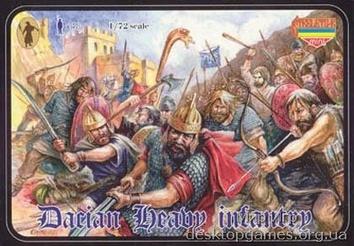 Dacian Heavy Infantry