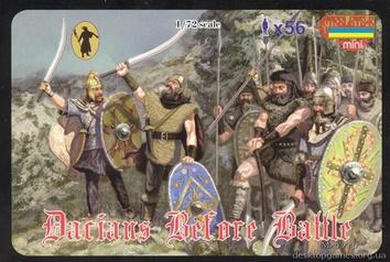 Dacians Before Battle