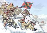 Russian Army in Winter Dress 1