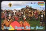 Anglo-Saxons Before Battle
