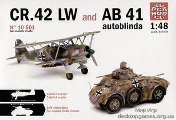 AUTOBLINDA AB 41& CR.42