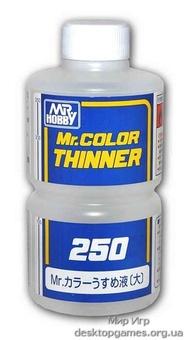 Растворитель для нитро краски (250 ml)