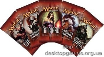 Magic. Innistrad Booster Eng
