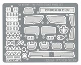 Фототравленные детали для Ferrari FXX