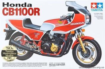 Мотоцикл Honda CB1100R