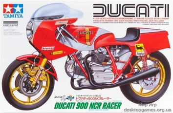 Спортбайк Ducati 900 NCR Racer