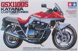 Спортивный мотоцикл Suzuki GSX1100S Katana  Custom Tuned
