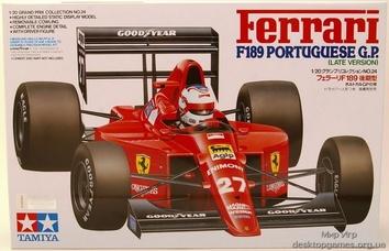 Ferrari F189 Portuguese