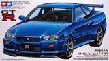 Автомобиль Nissan Skyline GT-R V-spec R34