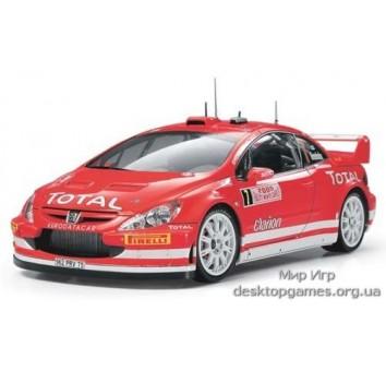 Peugeot 307 WRC Monte Carlo 2005