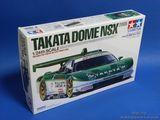 Модель автомобиля Takata Dome Honda NSX 2005 в масштабе