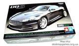 Модель автомобиля Aston Martin DBS в масштабе