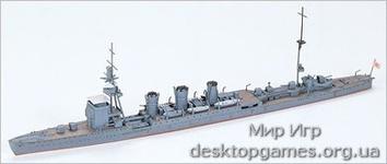 Японский легкий крейсер Kiso