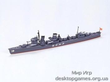 Японский эсминец Ayanami