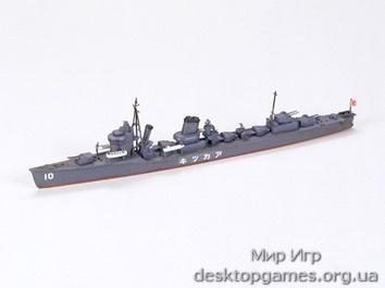 Японский эсминец Akatsuki