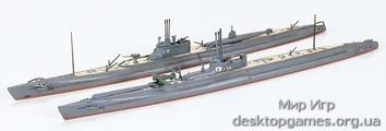 Японские подлодки I-16 и I-59