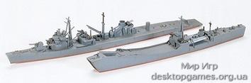 Японские транспортные корабли