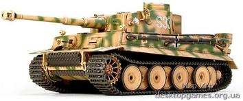Немецкий танк Tiger I изначальная версия