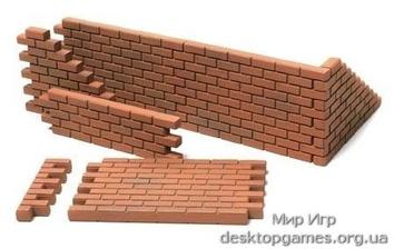 Набор стена/мешки с песком/заградительная баррикада
